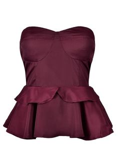Love this!!!!!!!!!!!!!!!!!!  http://www.allyfashion.com/store/7456-thickbox/peplum-bustier.jpg