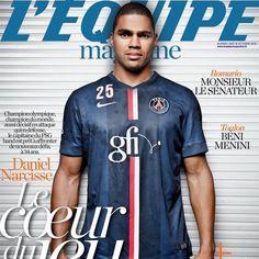 Hello les amis ... Un peu de lecture avant #brest vs #Psg en ligue des champions #ehfcl #gameday #lequipemag #lequipe #gfi