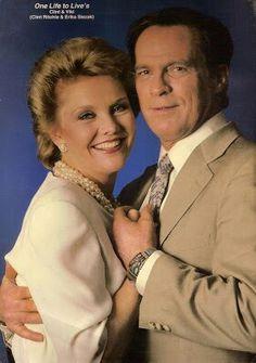 OLTL Clint and Vicki #2 Erika Slezak, January 13, July 15, Real Tv, Soap Stars, Tv Soap, Celebrity Kids, Classic Cartoons, Tv Actors