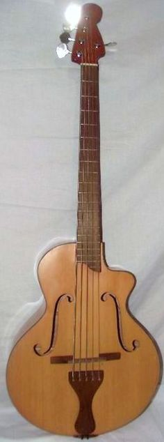 Felipe Perez 5 string acoustic Bass --- https://www.pinterest.com/lardyfatboy/
