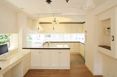 white kitchen  http://www.roomflavor.com/room.php?4063