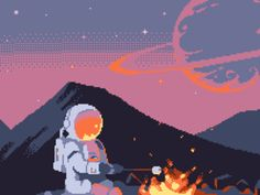 Image in pixel art collection by lethe on We Heart It Aesthetic Desktop Wallpaper, Computer Wallpaper, Wallpaper Backgrounds, Wallpaper Desktop, Vaporwave Wallpaper, Art And Illustration, Illustrations, Landscape Illustration, Aesthetic Art