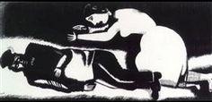 The Drunkard - Marc Chagall