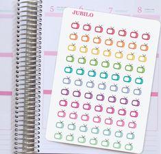 Planner Stickers TV - Erin Condren Planner Stickers Personal Planner Stickers (3.50 USD) by PlannerStickerJubilo