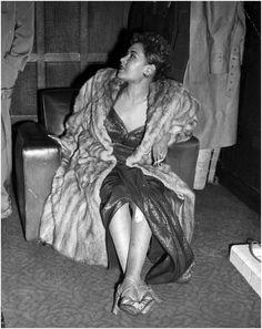 Billie Holliday 1954