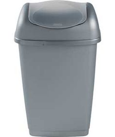 Buy Habitat Sesamee Cream 5L Bathroom Bin at Argos.co.uk ...