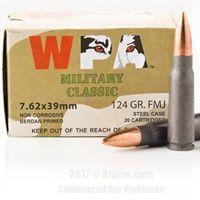 Like 7.62x39 ammo on Facebook. #762x39Ammo #762x39 #Ammo #Ammunition