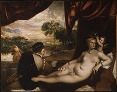 Titian (Tiziano Vecellio) and Workshop: Venus and the Lute Player (36.29)   Heilbrunn Timeline of Art History   The Metropolitan Museum of Art