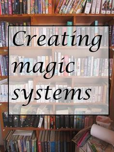 Magic is one of my favourite things about writing fantasy. When I decided to write a post on it I simultaneously squealed with excitement and chewed my nails in fear. That's quite the picture isn't… Book Writing Tips, Writing Resources, Writing Help, Writing Prompts, Writing Ideas, Writing Guide, Writing Fantasy, Fantasy Fiction, Magic Quotes