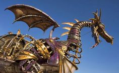 Kingdom Konsultant Travel Blog: Ears the News with Richard New MK parade is going to be awesome!!!