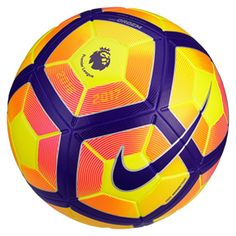a573b99f Nike Ordem 4 PL Hi-Vis Match Soccer Ball (Yellow/Purple) @ SoccerEvolution