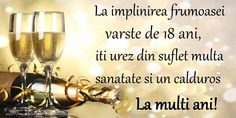 White Wine, Alcoholic Drinks, Glass, Nicu, Happy Birthday, Happy Brithday, Drinkware, Corning Glass, Urari La Multi Ani