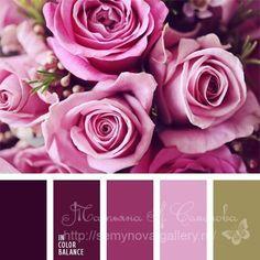 (55) Gallery.ru / Фото #10 - сочетание цвета оттенки сирени и фиолетового 2 - semynova