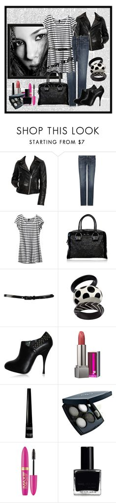 """Alicia Keys.... =]"" by starshine-glow ❤ liked on Polyvore featuring Current/Elliott, H&M, Forever 21, Jagger, Lancôme, Chanel, ULTA, women's clothing, women and female"