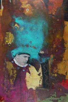 """Saatchi Art Artist Ati Sedgwick; Painting, """"King For A Day"""" #art"""