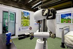 Tecnologia do Dia: RoboEarth - Rede de internet para robôs