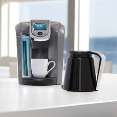 Keurig 2.0 Offers the Ultimate in Coffee Versatility - Cups & Carafes! #JustBrewIt #spon