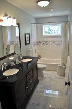 marble bathrooms | ... Ceramics Bathroom Panel Sink And White Marble Granite Bathroom Floor