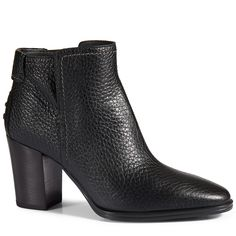 Leather Ankle Boots XXW0ZU0R770GRPB999, View all, Shoes, Autumn/Winter, Shop Woman - Tod's