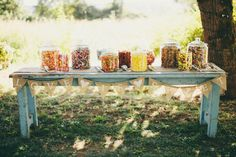 #candy Photography by annajayephotography.com  Read more - http://www.stylemepretty.com/2012/10/11/oregon-farm-wedding-from-anna-jaye-photography/