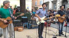 FabiGazzèSilvestri Live @ Roma - medley La Favola di Adamo ed Eva-Lascia...