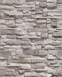 Papel de parede estilo pedra - Comprar Papéis de Parede Stone Exterior Houses, Old Stone Houses, Aesthetic Pastel Wallpaper, Textured Wallpaper, Stacked Stone Panels, Stone Wall Design, My Ideal Home, Wall Cladding, Airstone