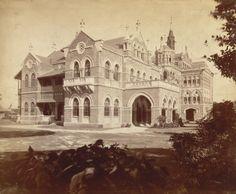 Unidentified building Bombay c 1870