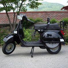 Vespa P200e, Lml Vespa, Vespa Scooters, Vespa Excel, Lml Star, Italian Scooter, Bicycle Girl, Mk1, The Selection