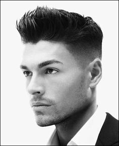 Hairstyles for men - men's Hairstyles - Taper Fade Hairstyles for men
