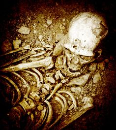 Giant Skeletons of the Ancient Mound Builders