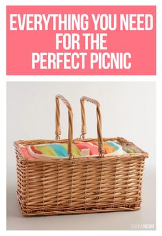 Click here for the recipe for the perfect picnic
