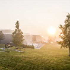 Therme AQUALUX Fohnsdorf Aqua, Golf Courses, Highlights, Country Roads, Instagram, Time Out, Waiting, Hush Hush, Projects