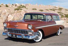 1956 Chevrolet Nomad https://www.facebook.com/VivaLasVegasAutos
