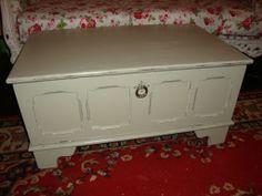 Vintage cabinet in French Gray...