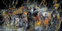 Bruno Ceretta, Le crépuscule II on ArtStack #bruno-ceretta #art