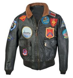 Maverick Top Gun Jacket.