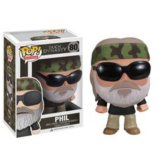Funko POP! Television - Vinyl Figure - Duck Dynasty - PHIL (4 inch)