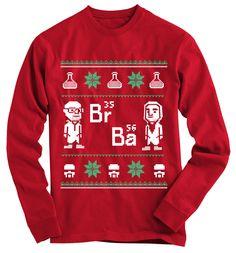 Breaking Bad Christmas Sweater