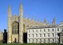 King's College Chapel, Cambridge - Wikipedia, the free encyclopedia