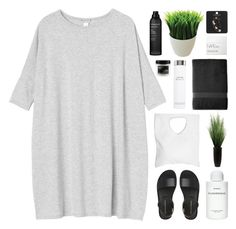 """""""i could be your regular belle"""" by acquiescence ❤ liked on Polyvore featuring Monki, Living Proof, Jennifer Haley, Calvin Klein, Topshop, Byredo, NARS Cosmetics, Laura Ashley, Davines and Royal Velvet"""