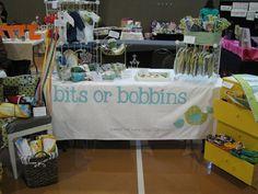 Craft Fair Booth Idea