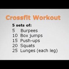 Could do this at the gym with bench instead of the box!!   crossfit workout
