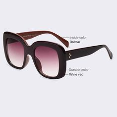 1faff563bbdb Winla TOP Fashion Sunglasses Women Popular Brand Designer Square Style Sun  Glasses For Women Wholesale Sunglasses