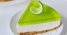 Recept na limetkový cheesecake