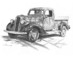Image result for classic car drawings
