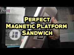 (1) The Perfect Magnetic Platform Sandwich for Die Cutting - YouTube