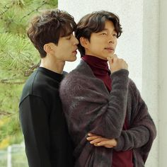 Goblin :The Lonely and Great God Lee Dong Wook & Gong Yoo