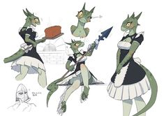 Fantasy Character Design, Character Design Inspiration, Character Art, Writing Inspiration, Yiff Furry, Anime Furry, Monster Girl Encyclopedia, Imagenes My Little Pony, Cute Dragons
