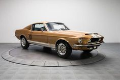"""The very popular Camrao A favorite for car collectors. The Muscle Car History Back in the and the American car manufacturers diversified their automobile lines with high performance vehicles which came to be known as """"Muscle Cars. Ford Mustang Gt500, 1968 Mustang, Mustang Cars, Ford Mustangs, Ford Mustang Shelby, Shelby Gt500, Best Muscle Cars, American Muscle Cars, Ford Classic Cars"""