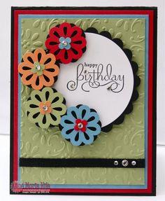 Stampin' Anne: Blossom Bouquet Birthday
